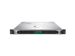HP ProLiant DL360 G10 1U Rack Server - 1 x Intel Xeon Silver 4110 Octa-core (8 Core) 2.10 GHz - 16 GB Installed DDR4 SDRAM - 12G
