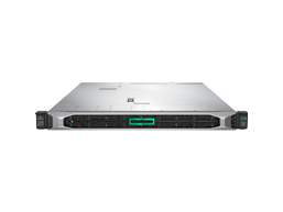 HP ProLiant DL360 G10 1U Rack Server - 2 x Intel Xeon Gold 5115 Deca-core (10 Core) 2.40 GHz - 64 GB Installed DDR4 SDRAM - 12G