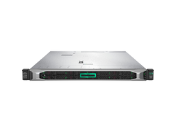 HP ProLiant DL360 G10 1U Rack Server - 1 x Intel Xeon Gold 6132 Tetradeca-core (14 Core) 2.60 GHz - 32 GB Installed DDR4 SDRAM