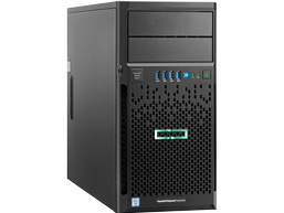 HP ProLiant ML30 G9 4U Micro Tower Server - 1 x Intel Xeon E3-1230 v5 Quad-core (4 Core) 3.40 GHz - 4 GB Installed DDR4 SDRAM