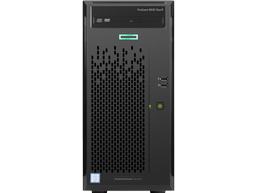 HPE ProLiant ML10 G9 4U Tower Server - 1 x Intel Xeon E3-1225 v5 Quad-core (4 Core) 3.30 GHz - 4 GB Installed DDR4 SDRAM - Seri