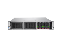 HP ProLiant DL380 G9 2U Rack Server - 1 x Intel Xeon E5-2609 v4 Octa-core (8 Core) 1.70 GHz - 8 GB Installed DDR4 SDRAM - 12G