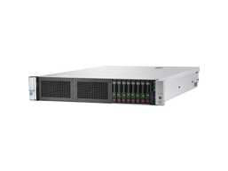 HPE ProLiant DL380 G9 2U Rack Server - 1 x Intel Xeon E5-2643 v4 Hexa-core (6 Core) 3.40 GHz - 32 GB Installed DDR4 SDRAM - 12G