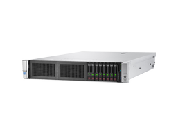 HP ProLiant DL380 G9 2U Rack Server - 1 x Intel Xeon E5-2667 v4 Octa-core (8 Core) 3.20 GHz - 32 GB Installed DDR4 SDRAM - 12G