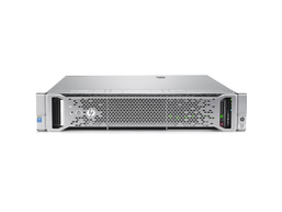 HP ProLiant DL380 G9 2U Rack Server - Intel Xeon E5-2620 v4 Octa-core (8 Core) 2.10 GHz - 64 GB Installed DDR4 SDRAM - Serial A