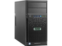 HP ProLiant ML30 G9 4U Tower Server - 1 x Intel Xeon E3-1220 v5 Quad-core (4 Core) 3 GHz - 4 GB Installed DDR4 SDRAM - No HDD -