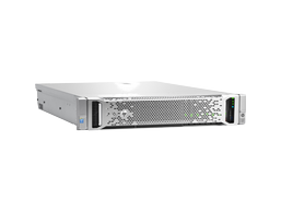 HP ProLiant DL380 G9 2U Rack Server - 1 x Intel Xeon E5-2640 v4 Deca-core (10 Core) 2.40 GHz - 16 GB Installed DDR4 SDRAM - Seri