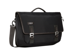 Timbuk2 Command Carrying Case (Messenger) for Smartphone, Sunglasses, Cable, Pen, Travel Essential - Jet Black