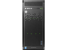 HP ProLiant ML110 G9 4.5U Tower Server - 1 x Intel Xeon E5-1620 v4 Quad-core (4 Core) 3.50 GHz - 8 GB Installed DDR4 SDRAM -