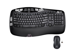 Logitech Wireless Wave Combo MK550
