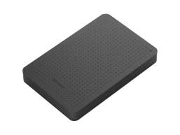 BUFFALO MiniStation USB 3.0 1 TB Portable Hard Drive (HD-PCF1.0U3BB)