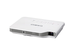 Casio Slim XJ-A257 3D Ready DLP Projector - 720p - HDTV - 16:10