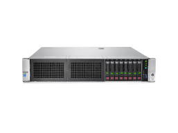 HP ProLiant DL380 G9 2U Rack Server - 1 x Intel Xeon E5-2609 v3 Hexa-core (6 Core) 1.90 GHz - 8 GB Installed DDR4 SDRAM - 12Gb/s