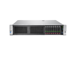 HP ProLiant DL380 G9 2U Rack Server - 1 x Intel Xeon E5-2620 v3 Hexa-core (6 Core) 2.40 GHz - 16 GB Installed DDR4 SDRAM - 12Gb/