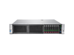 HP ProLiant DL380 G9 2U Rack Server - 2 x Intel Xeon E5-2640 v3 Octa-core (8 Core) 2.60 GHz - 16 GB Installed DDR4 SDRAM - 12G
