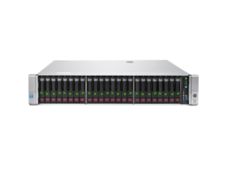 HP ProLiant DL380 G9 2U Rack Server - 1 x Intel Xeon E5-2640 v3 Octa-core (8 Core) 2.60 GHz - 32 GB Installed DDR4 SDRAM - 12G