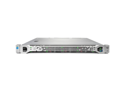 HP ProLiant DL160 G9 1U Rack Server - Intel Xeon E5-2603 v3 Hexa-core (6 Core) 1.60 GHz - 8 GB Installed DDR4 SDRAM - Serial AT