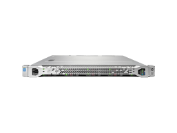 HP ProLiant DL160 G9 1U Rack Server - 1 x Intel Xeon E5-2609 v3 Hexa-core (6 Core) 1.90 GHz - 8 GB Installed DDR4 SDRAM - 12