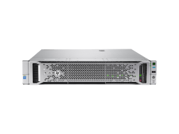 HP ProLiant DL180 G9 2U Rack Server - Intel Xeon E5-2603 v3 Hexa-core (6 Core) 1.60 GHz - 8 GB Installed DDR4 SDRAM - Serial A