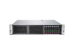 HPE ProLiant DL380 G9 2U Rack Server - 2 x Intel Xeon E5-2670 v3 Dodeca-core (12 Core) 2.30 GHz - 64 GB Installed DDR4 SDRAM