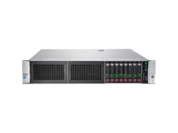 HP ProLiant DL380 G9 2U Rack Server - 1 x Intel Xeon E5-2620 v3 Hexa-core (6 Core) 2.40 GHz - 16 GB Installed DDR4 SDRAM - 12G