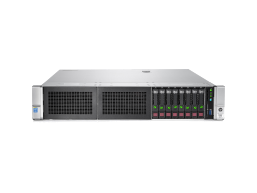 HP ProLiant DL380 G9 2U Rack Server - 2 x Intel Xeon E5-2690 v3 Dodeca-core (12 Core) 2.60 GHz - 64 GB Installed DDR4 SDRAM