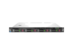 HP ProLiant DL60 G9 1U Rack Server - Intel Xeon E5-2620 v3 Hexa-core (6 Core) 2.40 GHz - 8 GB Installed DDR4 SDRAM - Serial AT