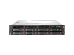 HP ProLiant DL80 G9 2U Rack Server - Intel Xeon E5-2603 v3 Hexa-core (6 Core) 1.60 GHz - 8 GB Installed DDR4 SDRAM - Serial AT