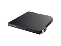 Buffalo MediaStation 8x Portable DVD Writer with M-DISC Support (DVSM-PT58U2VB)