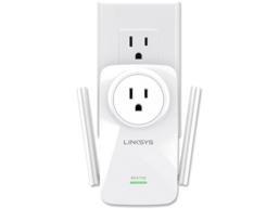 Linksys RE6700 IEEE 802.11ac 1.17 Gbit/s Wireless Range Extender