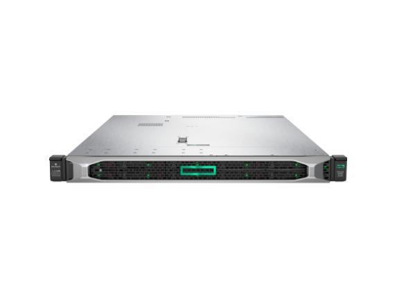 HP ProLiant DL360 G10 1U Rack Server - 2 x Intel Xeon Gold 5115 Deca-core (10 Core) 2.40 GHz - 64 GB Installed DDR4 SDRAM - 12G