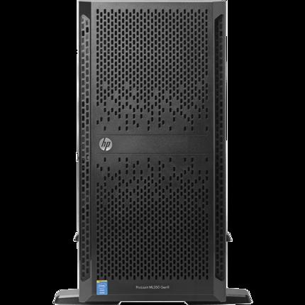 HP ProLiant ML350 G9 5U Tower Server - 1 x Intel Xeon E5-2620 v4 Octa-core (8 Core) 2.10 GHz - 8 GB Installed DDR4 SDRAM - 12G