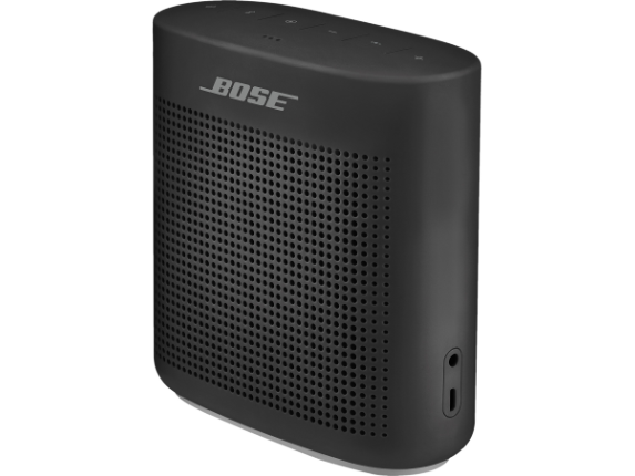 Bose SoundLink Speaker System - Battery Rechargeable - Wireless Speaker(s) - Soft Black