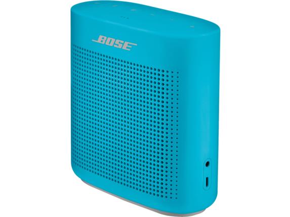 Bose SoundLink Speaker System - Battery Rechargeable - Wireless Speaker(s) - Aquatic Blue