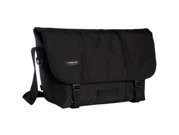 Timbuk2 Classic Carrying Case (Messenger) for Bottle, File, Pen, Cell Phone, Accessories - Jet Black
