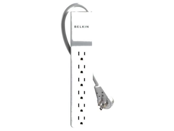 Belkin Home/office 6 Outlet Surge Suppressor