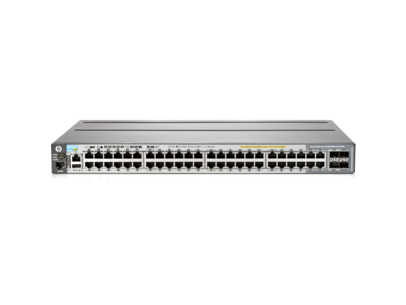 Hpe 2920 48g Poe Switch Hp 174 Official Store