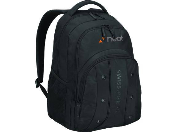 Wenger UPLOAD Carrying Case (Backpack) for 16