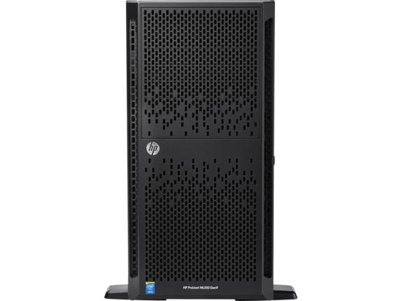 HP ProLiant ML350 G9 5U Tower Server - 1 x Intel Xeon E5-2620 v3 Hexa-core (6 Core) 2.40 GHz - 8 GB Installed DDR4 SDRAM - 1