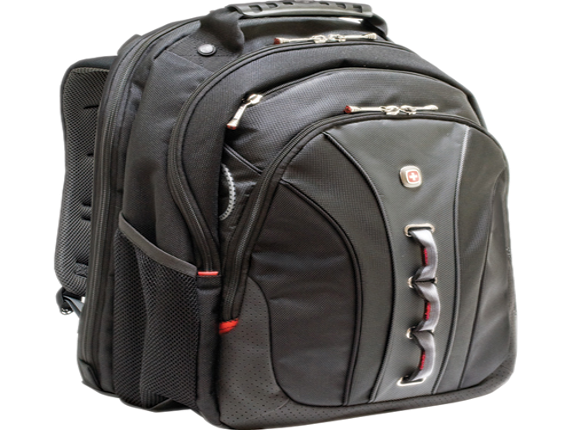 SwissGear LEGACY WA-7329-14F00 Carrying Case (Backpack) for 15.6 ...