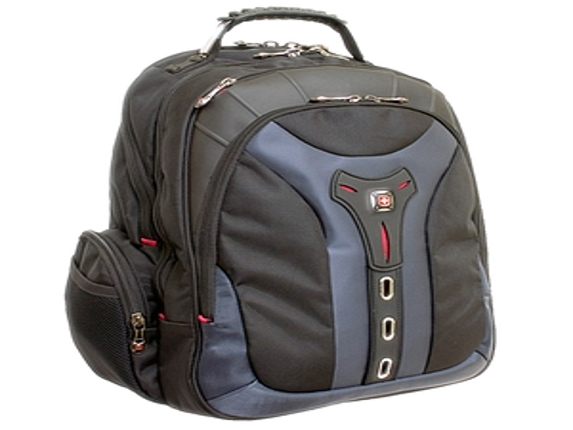 SwissGear PEGASUS GA-7306-06F00 Carrying Case (Backpack) for 17 ...