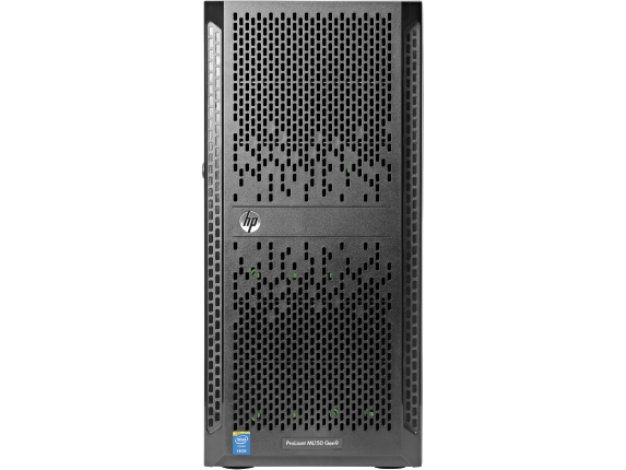 HP ProLiant ML150 G9 5U Tower Server - Intel Xeon E5-2609 v3 Hexa-core (6 Core) 1.90 GHz - 8 GB Installed DDR4 SDRAM - Serial A
