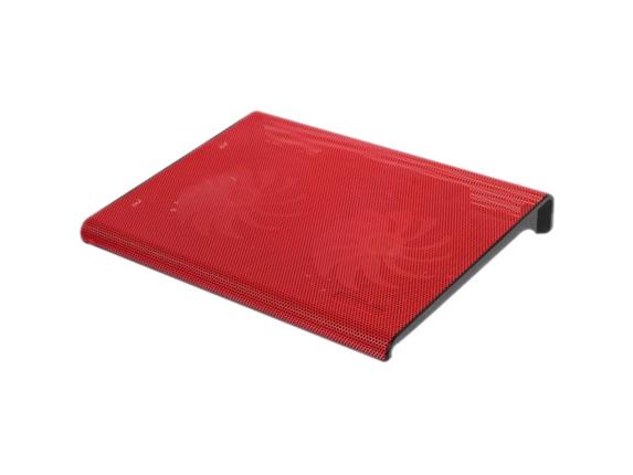 Aluratek Slim USB Laptop Cooling Pad (Red)