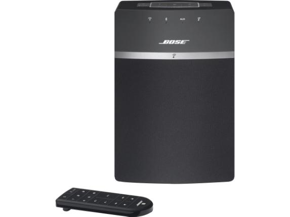 Bose SoundTouch 10 Speaker System - Wireless Speaker(s) - Black