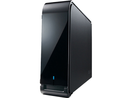 BUFFALO DriveStation Axis Velocity USB 3.0 6 TB High Speed 7200 RPM External Hard Drive (HD-LX6.0TU3)
