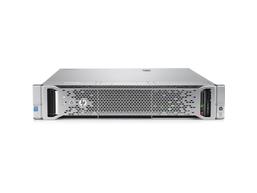 HPE ProLiant DL380 G9 2U Rack Server - Intel Xeon E5-2620 v4 Octa-core (8 Core) 2.10 GHz - 64 GB Installed DDR4 SDRAM - Serial A