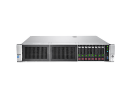 HPE ProLiant DL380 G9 2U Rack Server - 1 x Intel Xeon E5-2620 v4 Octa-core (8 Core) 2.10 GHz - 16 GB Installed DDR4 SDRAM -