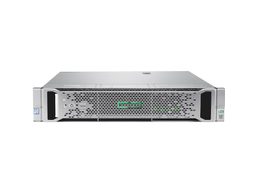 HPE ProLiant DL380 G9 2U Rack Server - 1 x Intel Xeon E5-2620 v4 Octa-core (8 Core) 2.10 GHz - 16 GB Installed DDR4 SDRAM - 12G
