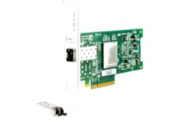HPE 81E 8Gb 1-port PCIe Fibre Channel Host Bus Adapter