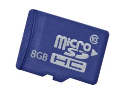 HPE 8 GB microSDHC